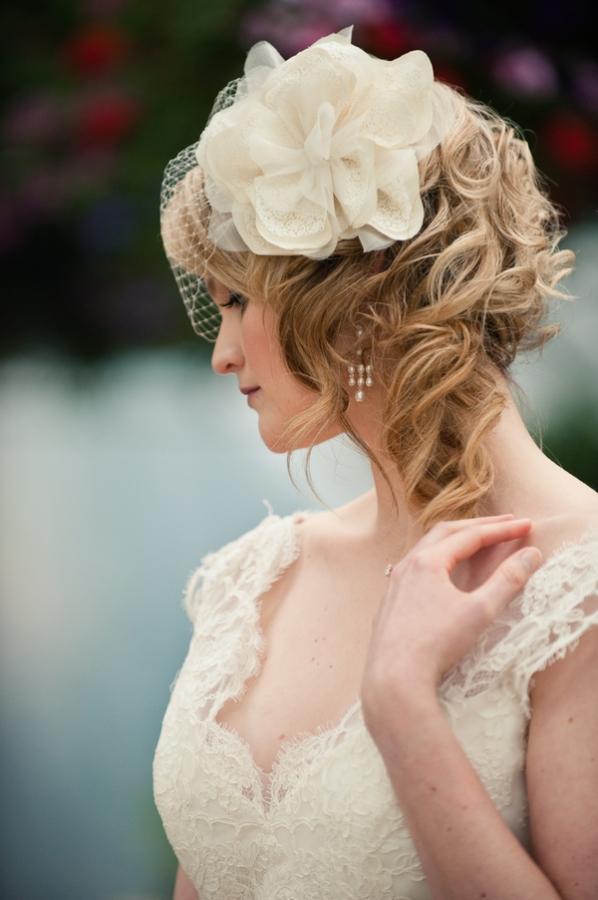 2016 Retro Wedding Hairstyles