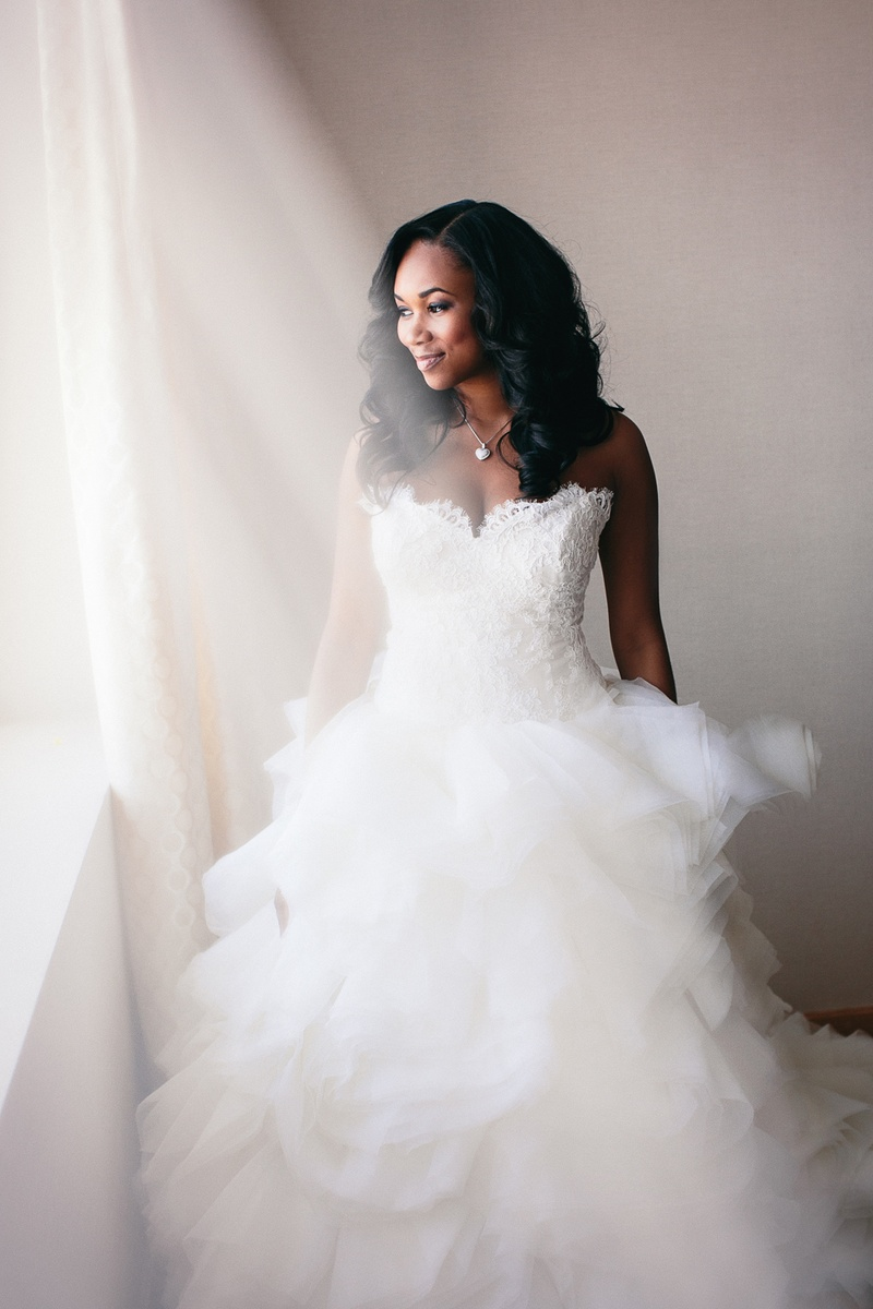 20 African American Wedding Hairstyles Ideas