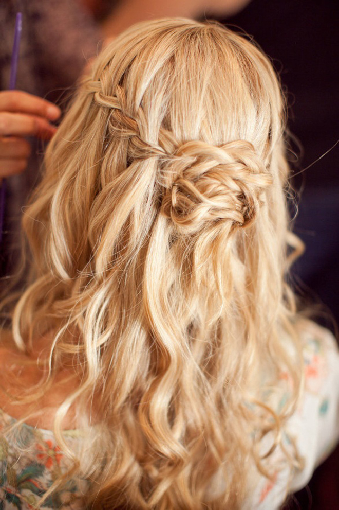 Beautiful Plait Wedding Hairstyles 2016