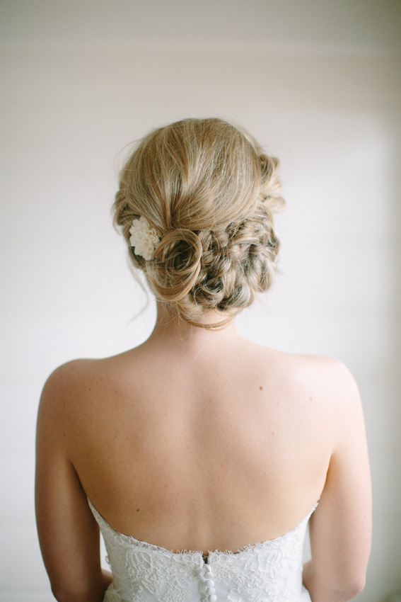 Casual Wedding Braided Hair