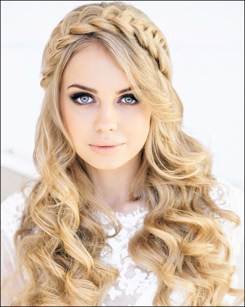 Classic Wedding Hairstyles Long Hair 2016