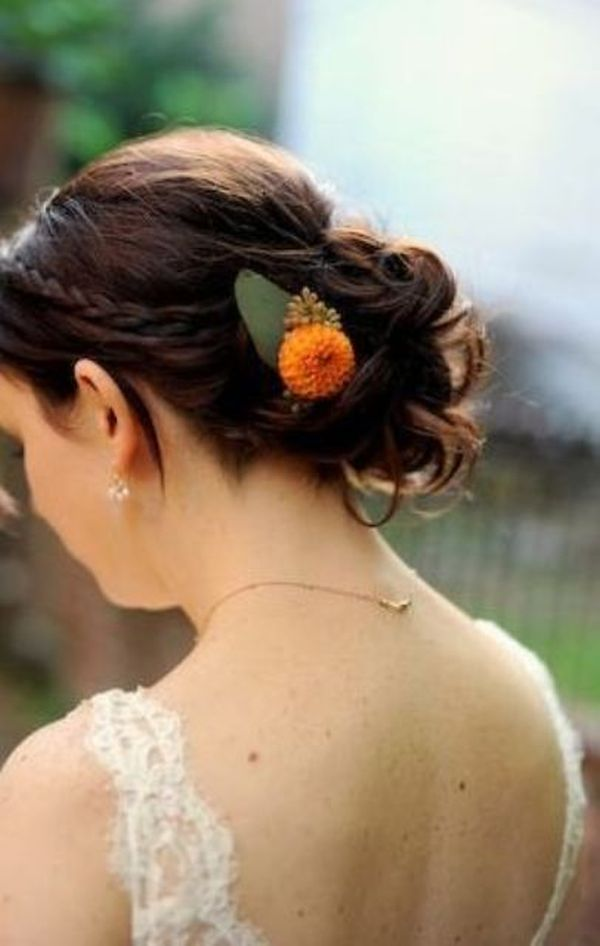 Cool Feminine Fall Wedding Hairstyles