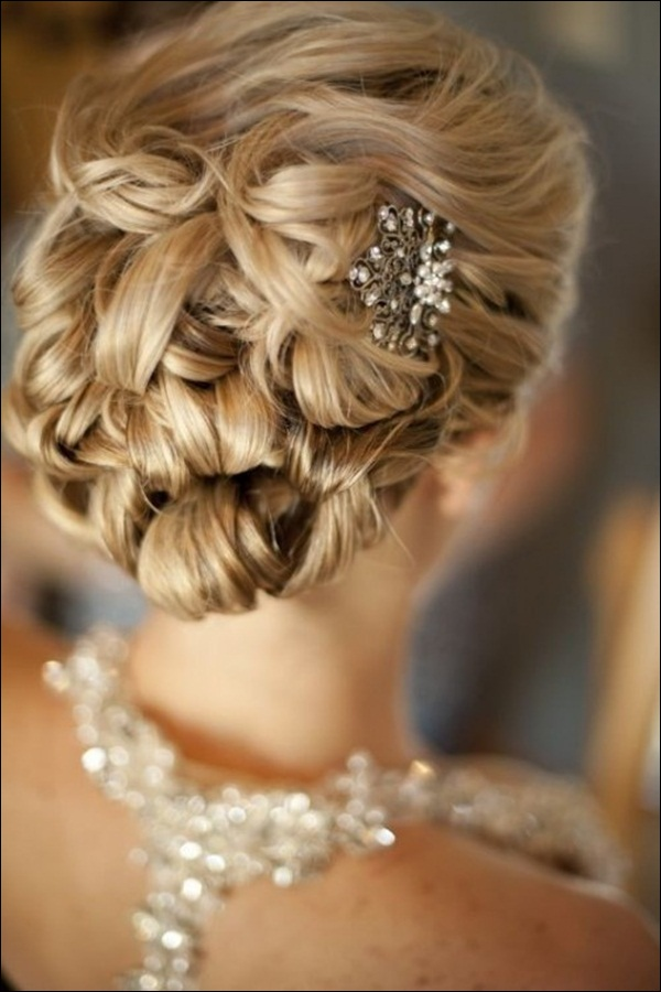 Elegant Wedding Hairstyles Updos For Long Hair