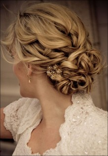 20 Elegant Wedding Hairstyles Ideas