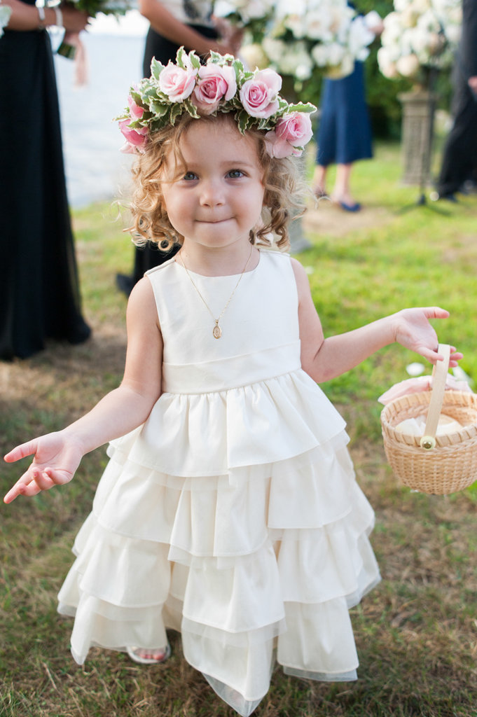 Gorgeous Wedding Hairstyles For Kids
