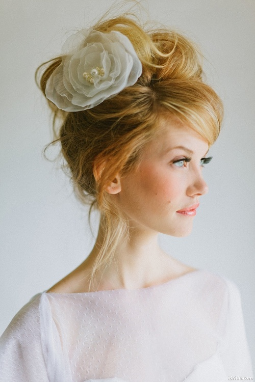 Modern Wedding Hairstyles 2016