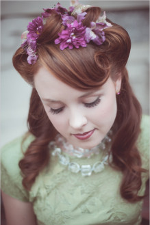 20 Retro Wedding Hairstyles Ideas