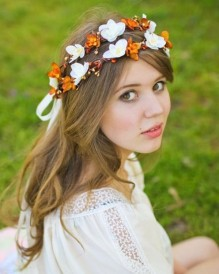 20 Fall Wedding Hairstyles Ideas