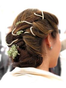 20 Vintage Wedding Hairstyles Ideas