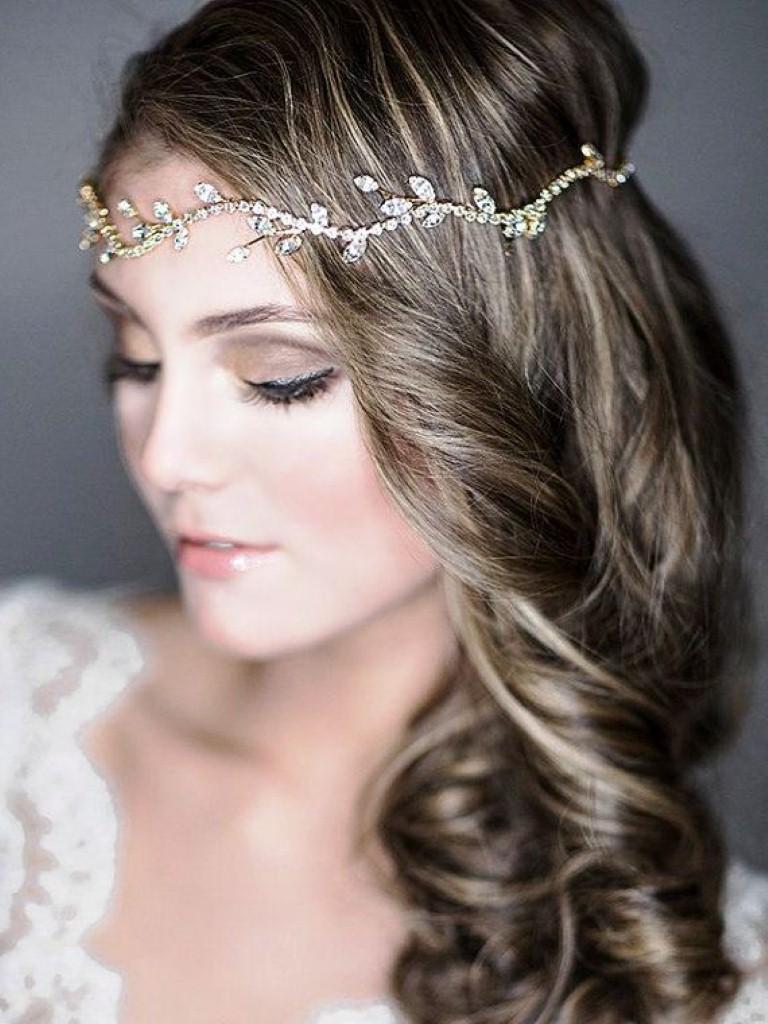 Vintage Wedding Hairstyles for Medium Length Hair