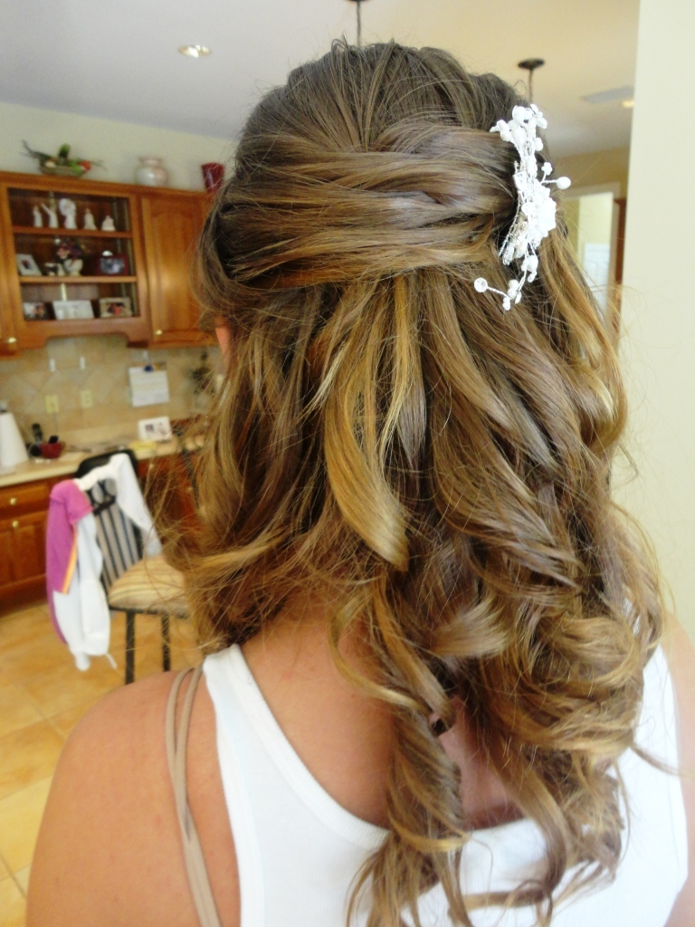 Wedding Hairstyles Half-Up