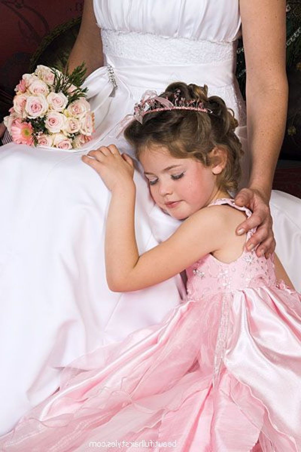 Wedding Hairstyles for Little Girls 2016