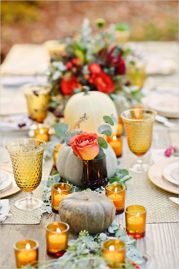 Beautiful Autumn Wedding Ideas