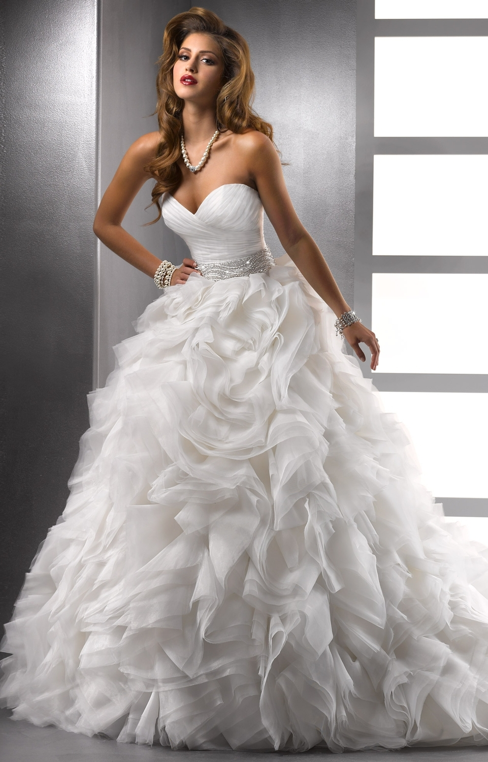 Beautiful Princess Wedding Dresses