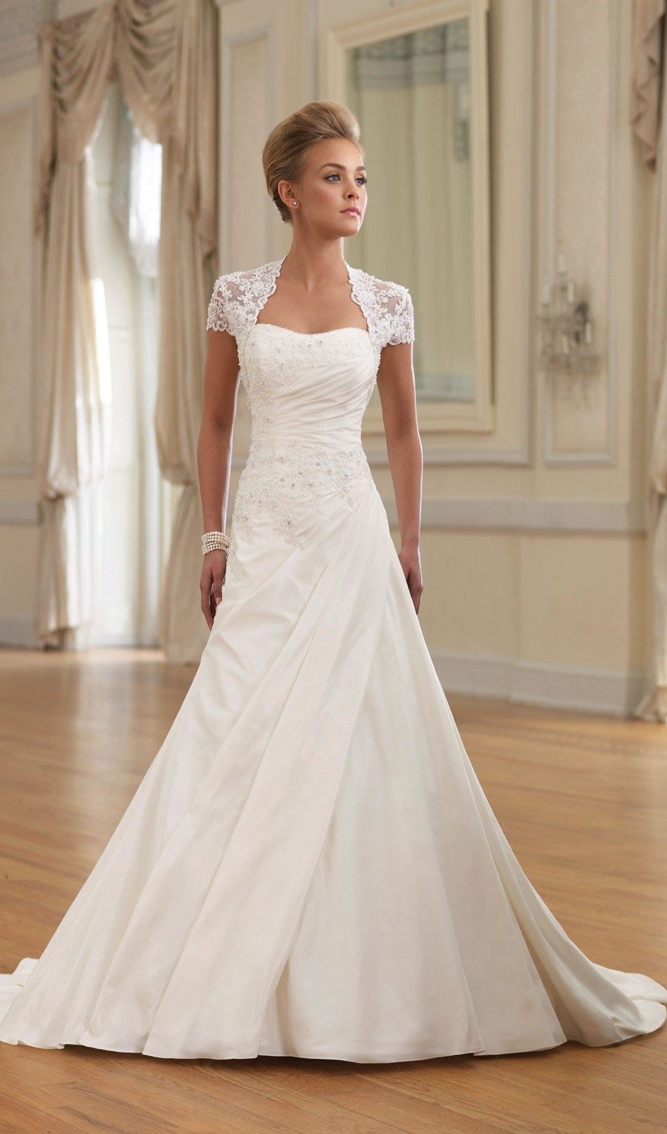 Best Empire Wedding Dresses