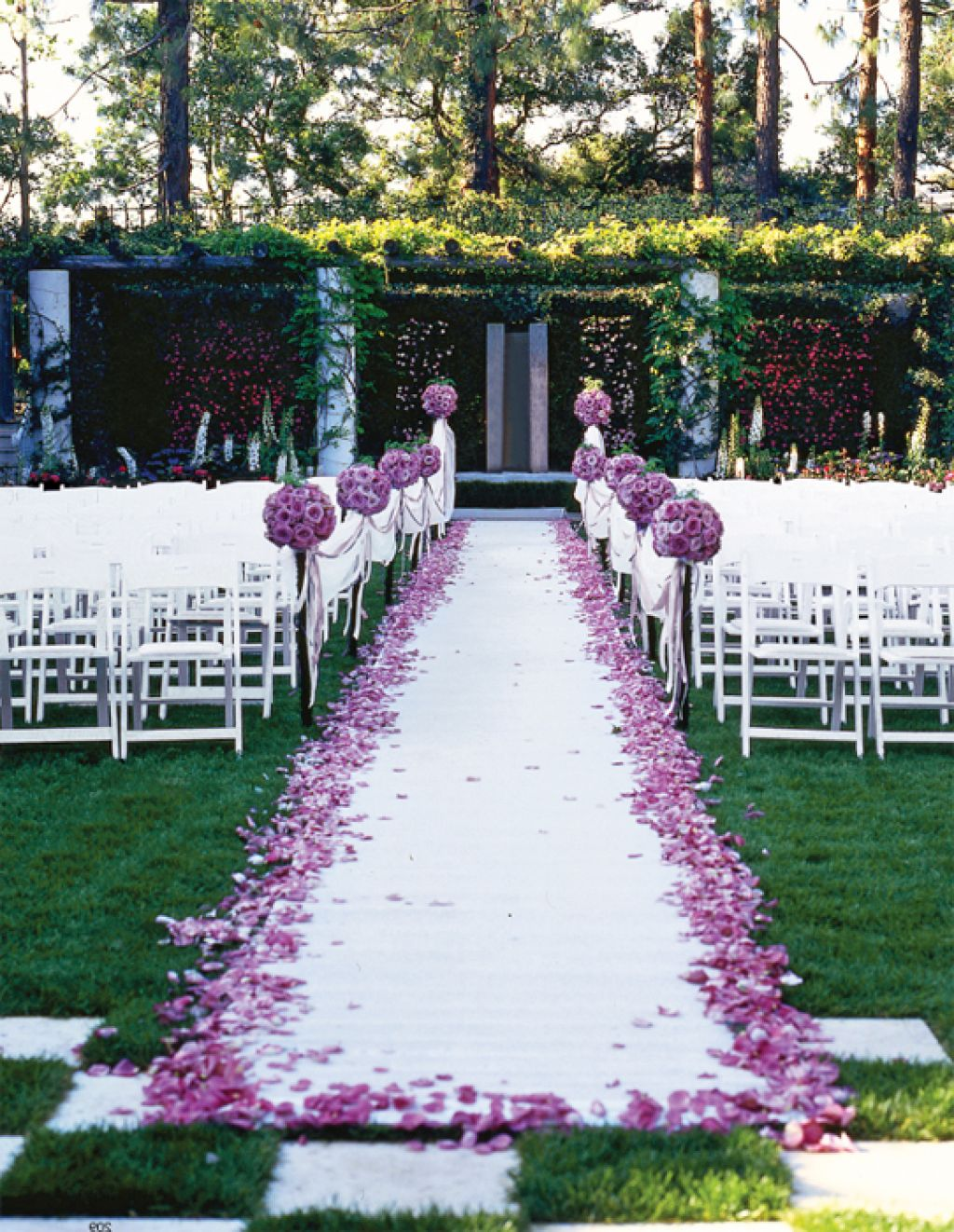 Best Garden Wedding Outdoor Decoration Ideas