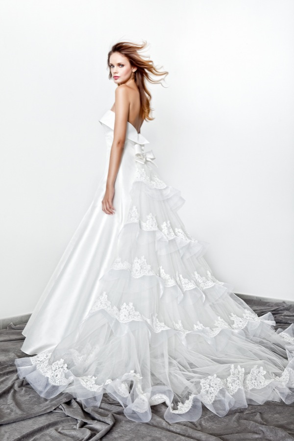 Cool Open Back Wedding Dresses