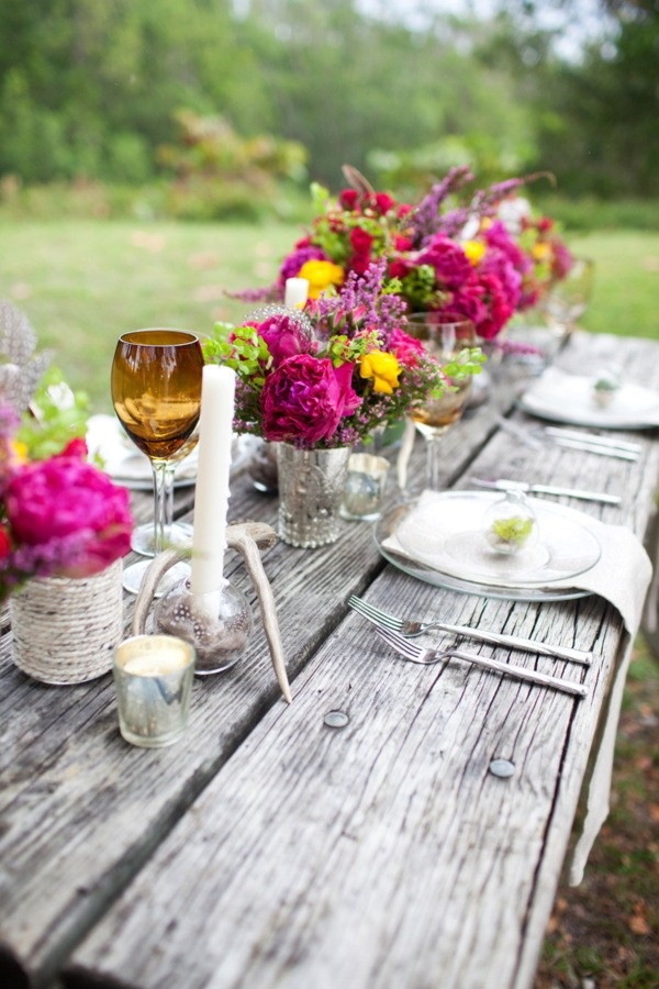 Country Wedding wedding table Ideas