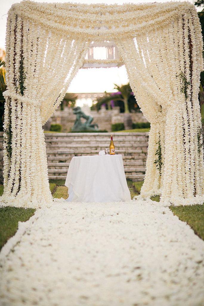 Creative Wedding Altar Ideas