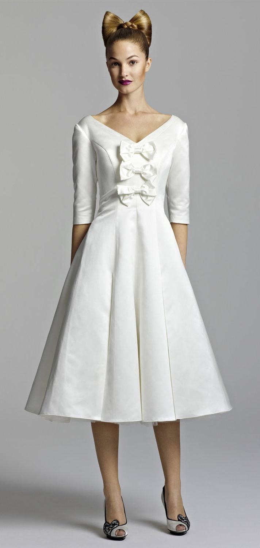 Favourite 50s Wedding Dresses