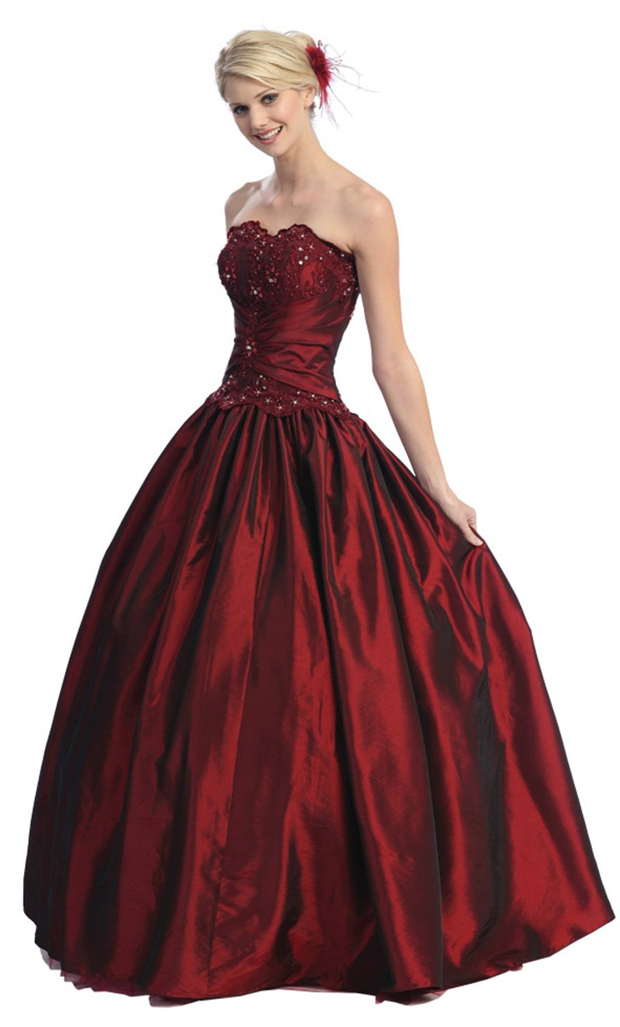Formal Ball Gown Prom Dresses