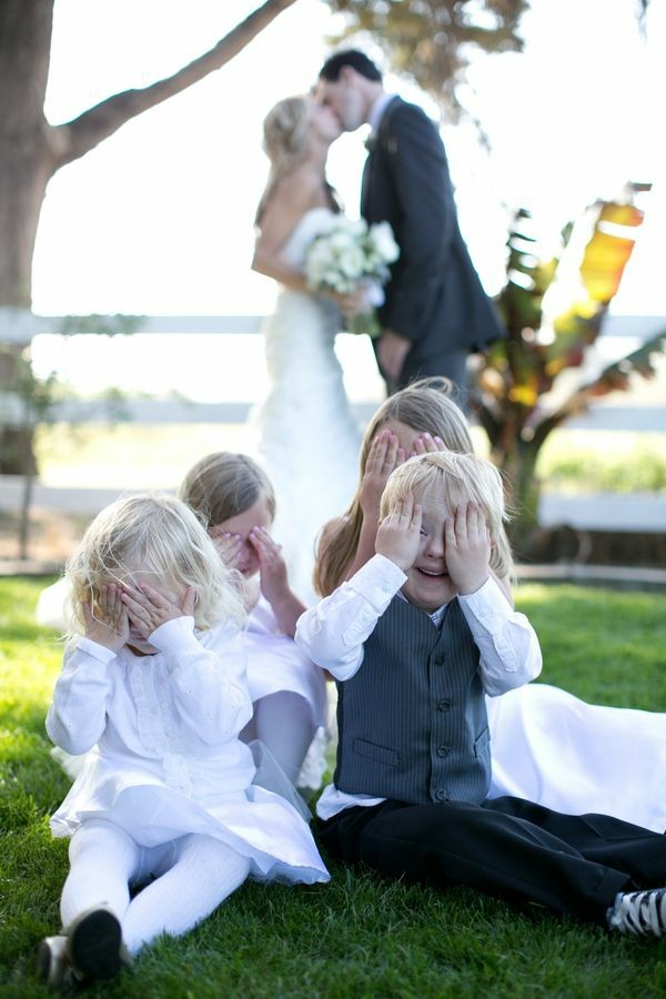 Funny Wedding photography ideas