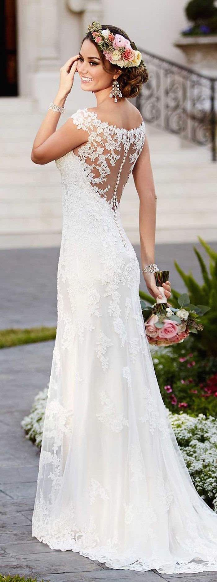 Gorgeous Lace Wedding Dresses