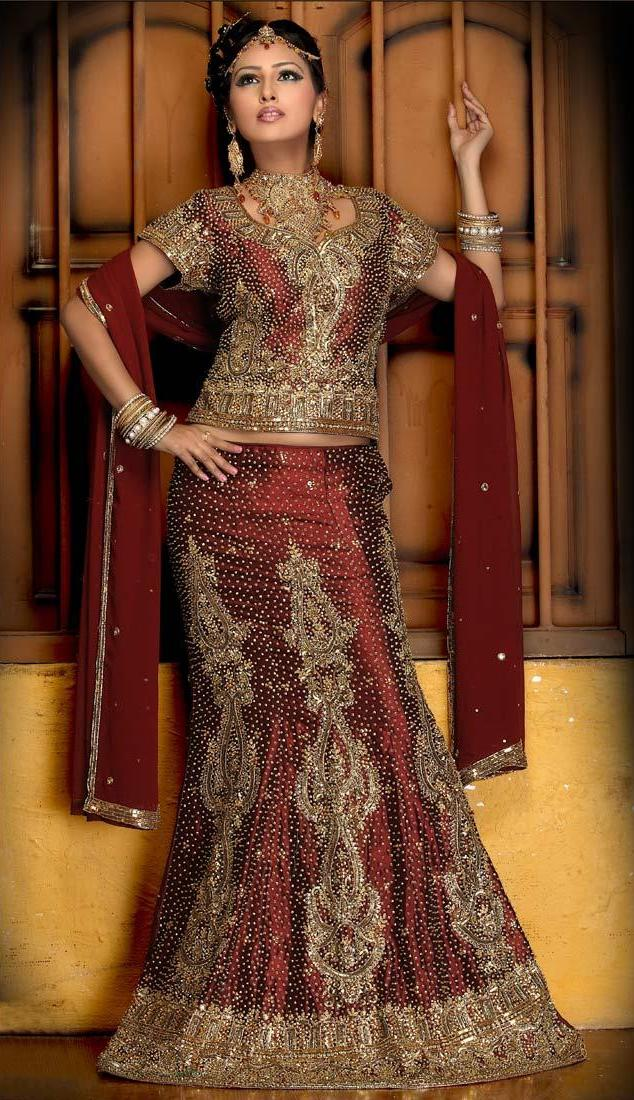 Indian Bridal Wedding Dress