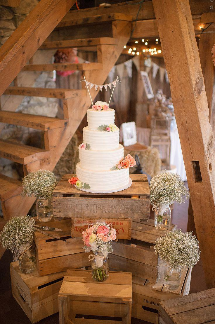 Inspirational Rustic Barn Wedding Ideas