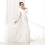 20 Wonderful Satin Wedding Dresses Ideas