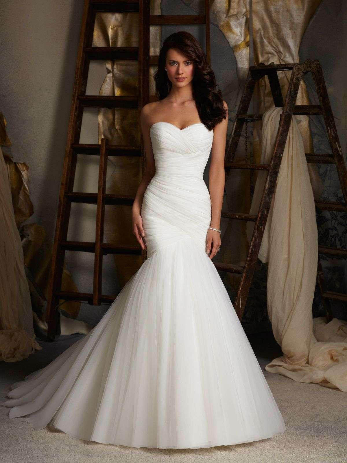 Mori Lee Wedding Dress Corset