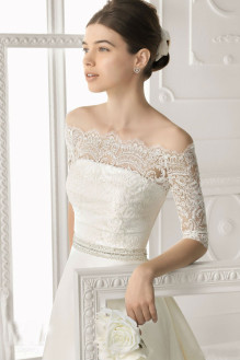 20 Off The Shoulder Wedding Dresses Ideas