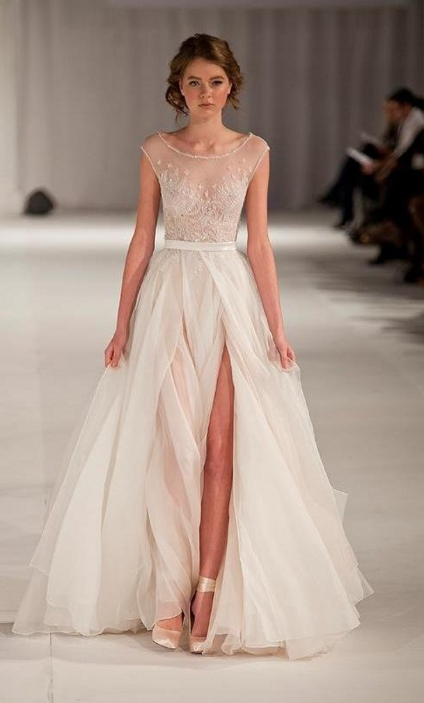 Paolo Sebastian Beaded Wedding Dresses