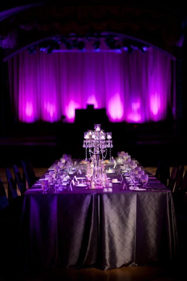 Perfect Purple Wedding Ideas