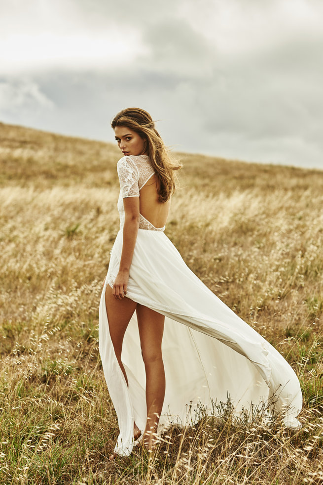 Romantic Country Wedding Dresses