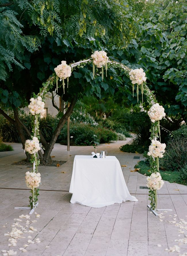 Ideas for a Simple Wedding http://99weddingideas.com - 99 Wedding Ideas.com