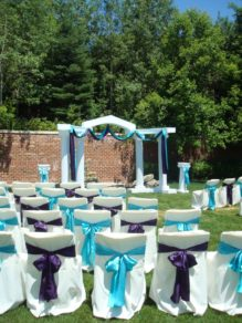 20 Perfect Backyard Wedding Ideas