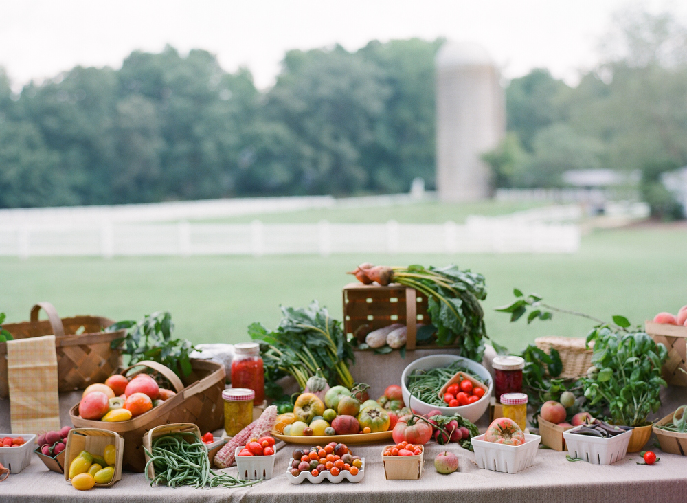 Southern farm wedding ideas