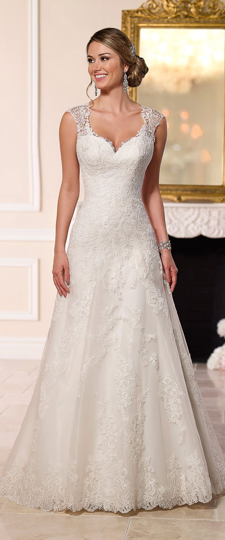 Stella York Lace Wedding Dresses