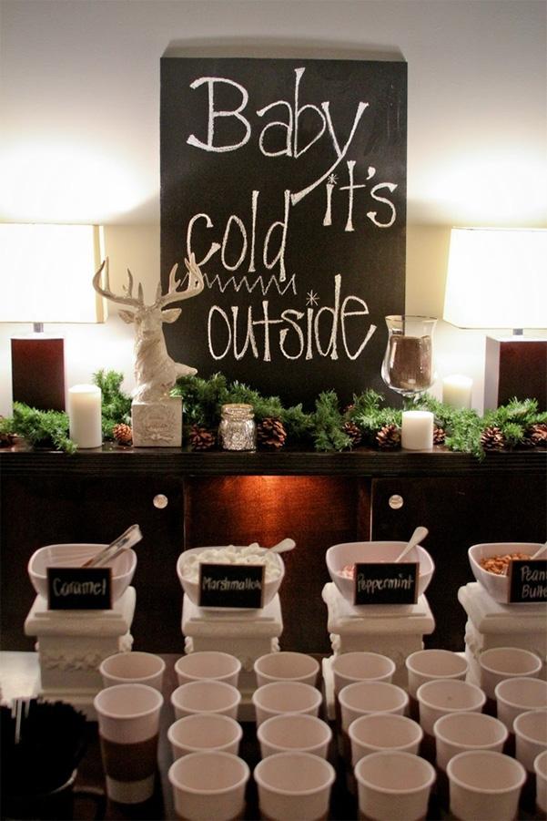 Trending Cute Winter Wedding Ideas