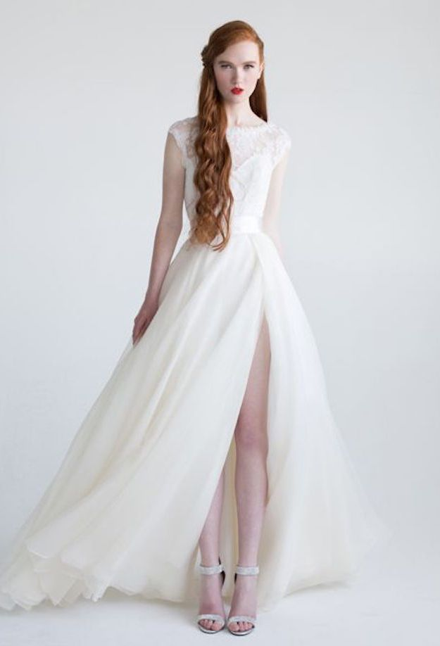 Vintage Modern Wedding Dresses