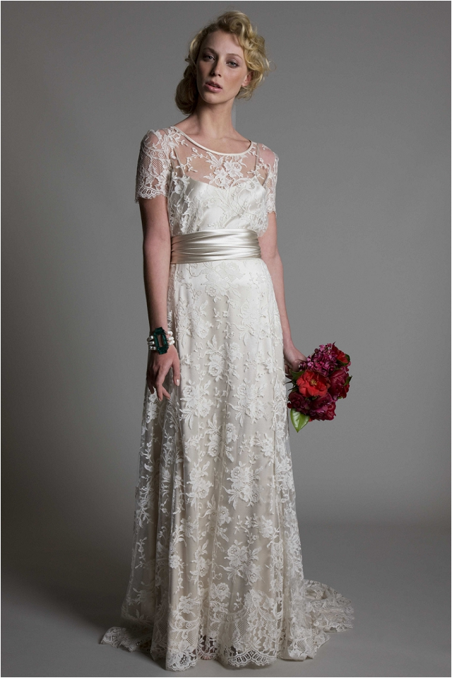 Vintage Wedding Dress 2016