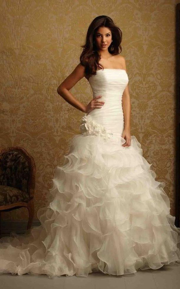 ivory wedding dresses 2016