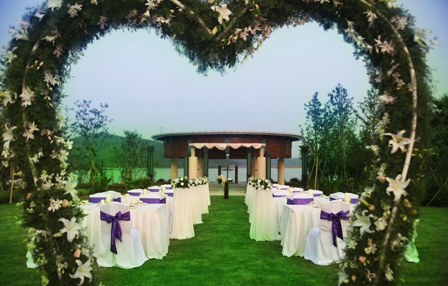 outdoor lake Simple Wedding Ideas
