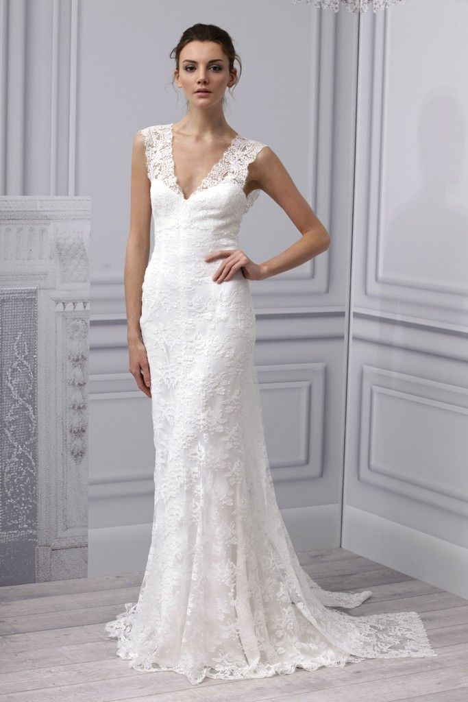 simple wedding dresses pictures