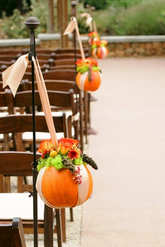Cheap Autumn Wedding Decorations