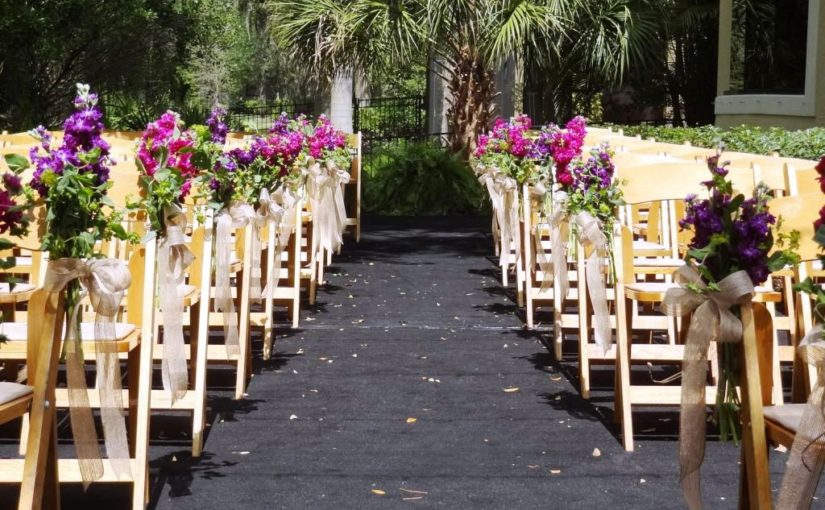 25 Wedding Ceremony Decorations Ideas