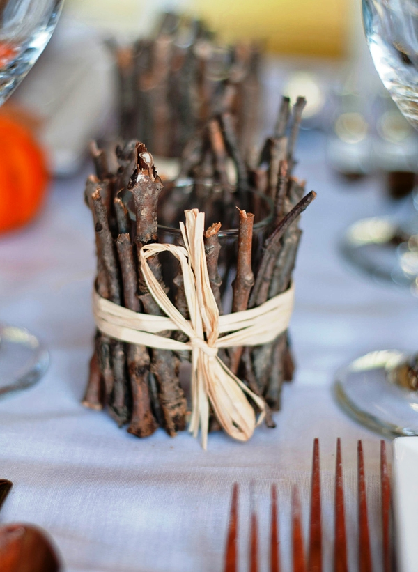 DIY Rustic Wedding Decoration Ideas 2016