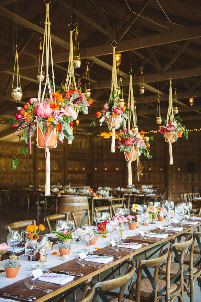 Easy Wedding Reception Decorations Ideas