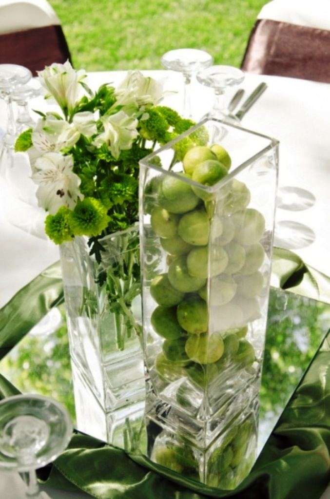 Lime Green Wedding Decorations Ideas